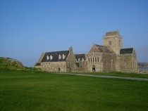Isle of Iona Abbey and Refectory