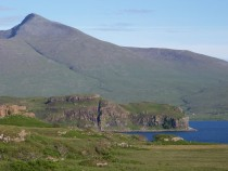 Walking,walks,Ulva ferry Ben More Munro Isle of Mull