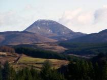 Ben Tailadh Loch Frisa Isle of Mull
