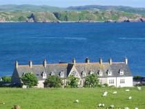 Bishops House Iona Sound Isle of Mull