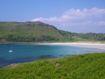 Calgary Bay Beach Isle of Mull