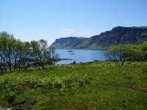 Carsaig Arches Carsaig Bay and Cliffs Isle of Mull