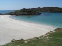 Knockvologan Beach Fionnphort Isle of Mull