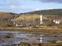 Kilmore Parish Church Dervaig Isle of Mull