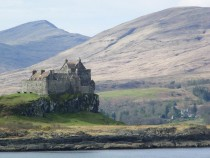 Duart Castle Clan MacLean Isle of Mull