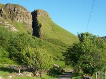 Gribun Cliffs Isle of Mull