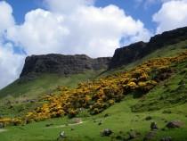 Gribun Cliffs West road Isle of Mull