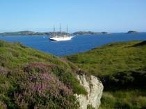 Isle of Iona Erraid Isle of Mull