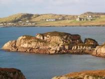 Isle of Iona Isle of Mull Eilean Na Ban Iona Sound