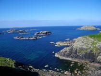 Columbas Bay Soa Sound Isle of Iona