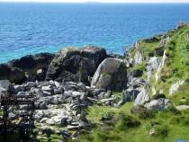 Marble Quarry Isle of Iona