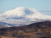 Walking,Munro Ben More Mull from Tor Fhada Ross of Mull