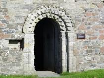 St Orans Chapel Isle of Iona