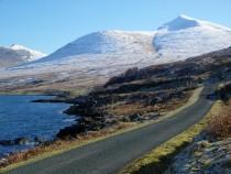 West Road Munro Ben More Isle of Mull