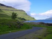 West road Gribun Cliffs Isle of Mull