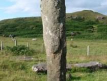 Quinish Standing Stones Dervaig Isle of Mull