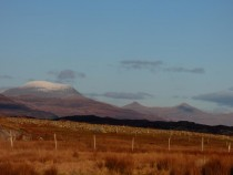 Ben More from Knockvologan Car Park