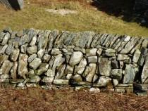 Galloway Dyke Ardalanish Isle of Mull