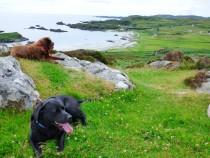 Uisken Isle of  Mull