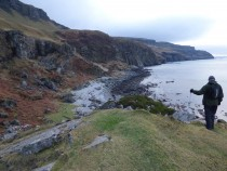 Ardmeanach,Gribun, and Mackinnon's Cave Isle of Mull
