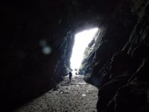 MacKinnon's Cave,Gribun.Isle of Mull, Hebrides