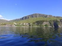Gribun Cliffs, MacKinnon's Cave, Isle of Mull
