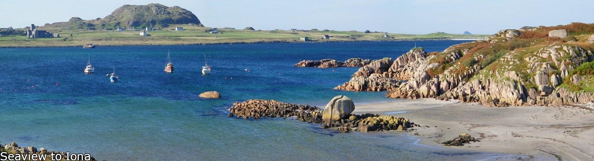 Fionnphort Beach,Mull,Iona