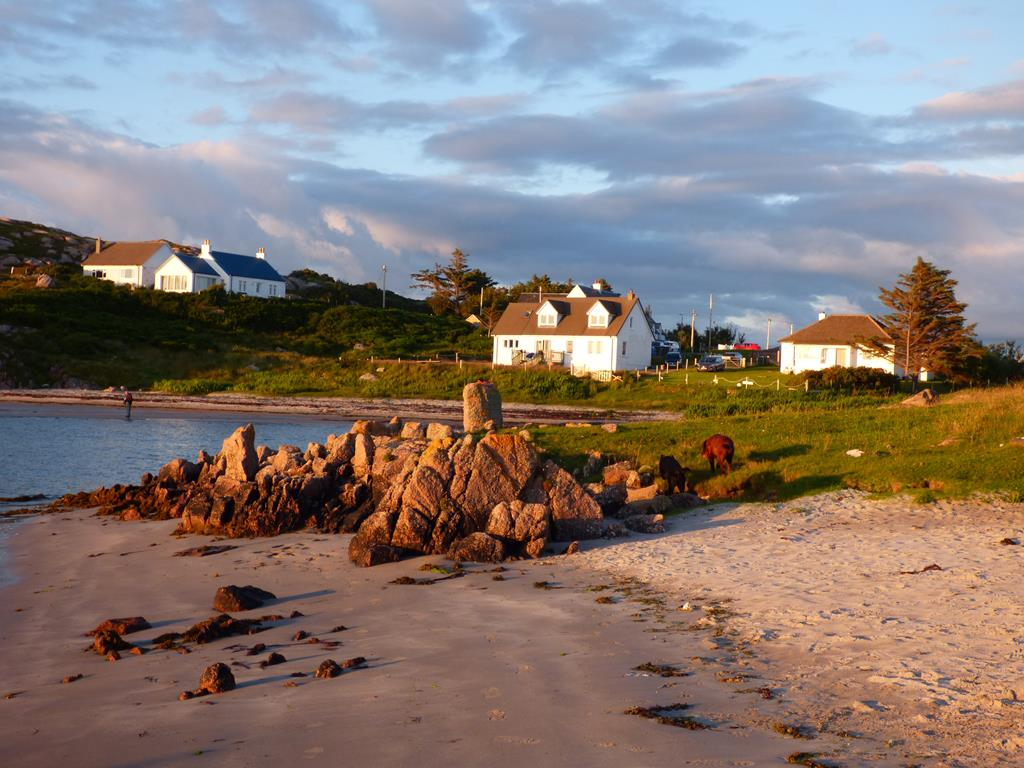 Fionnphort,Isle of Mull,
