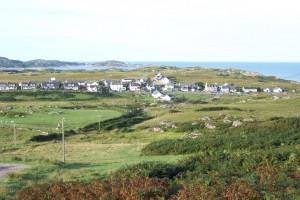 Fionnphort,Isle of Mull