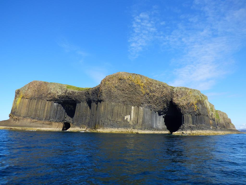 Staffa,Fingals Cave,Iona,Mull
