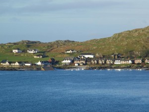 IIona village,Isle of Iona