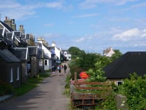 Baille Mor, Isle of Iona