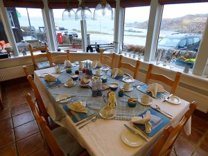 Food,Seaview,Dining room