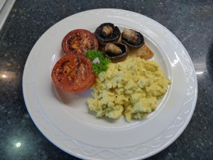 food, local food,slow food, Seaview bed and breakfast, Mull