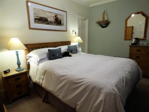 Accommodation, Seaview, King Size Double