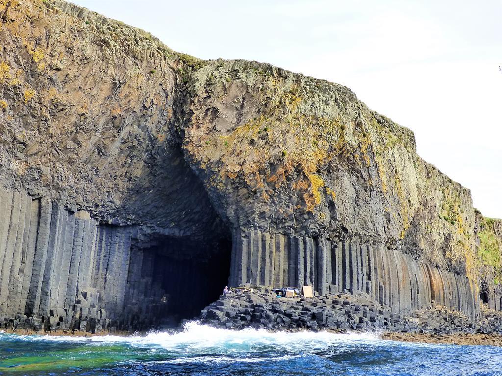 Fingal's Cave,Isle of Staffa