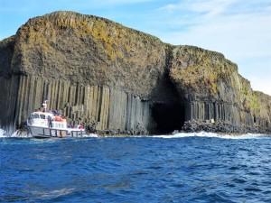 Staffa Tours, Fingal's Cave, Isle of Staffa