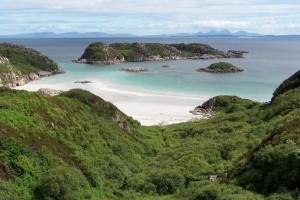 Beaches, Mull, Traigh Gael