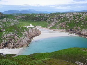 Beaches, Mull, Balfour's Bay, Erraid