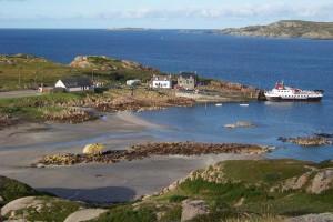 Beaches, Mull, Fionnphort