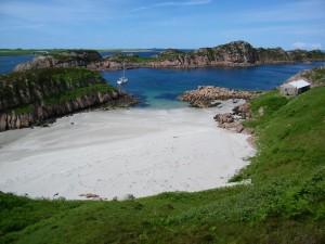 Beaches, Mull, Tor Mor