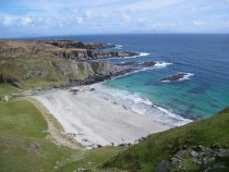 Beaches, Mull, Scoor Beach