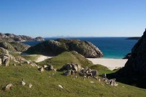 Beaches, Mull, Traigh a Mhill,