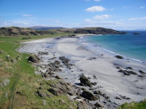 Beaches, Ardalanish, Mull