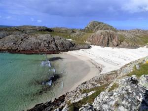 Beaches on Iona, Port Ban, Isle of Iona