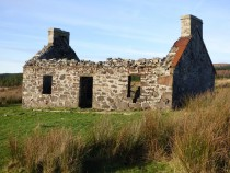 Mull, walks, Shiaba, Shepards Cottage