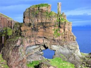 Carsaig Arches, Mull, Walks on Mull