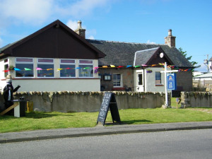 Keel Row Pub and restaurant Fionnphort Isle of Mull