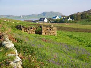 Fionnphort Isle of Mull