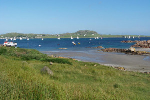 Fionnphort isle of Mull Sound of Iona